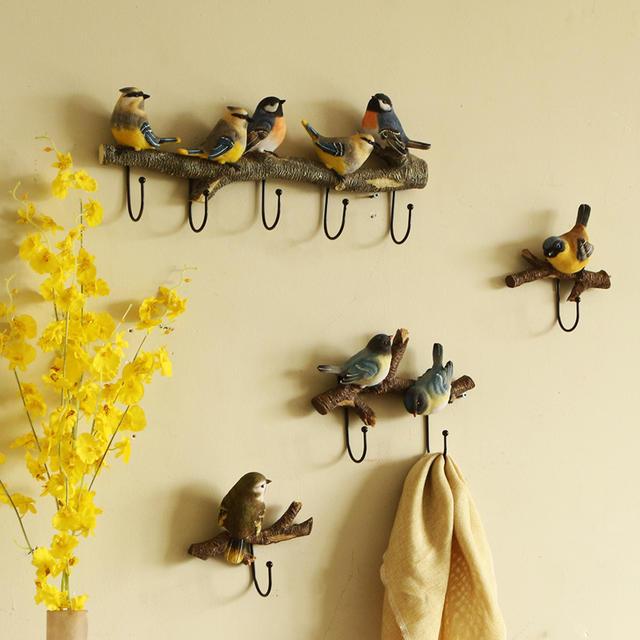 你可居 小鸟挂钩 单只单钩