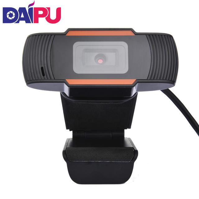 DAIPU 戴浦 UK100 USB摄像头
